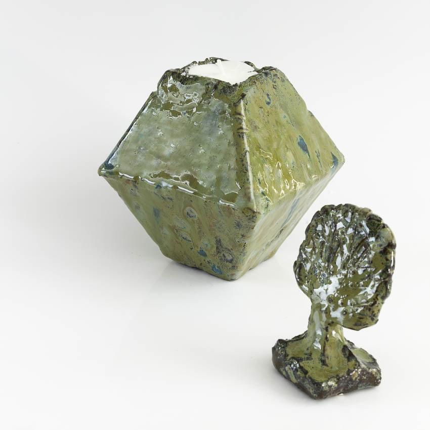 urn_kleine_mini_keramiek_bijzondere_effectglazuur_handwerk